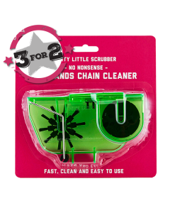 The Dirty Little Scrubber, Chain Cleaning Tool
